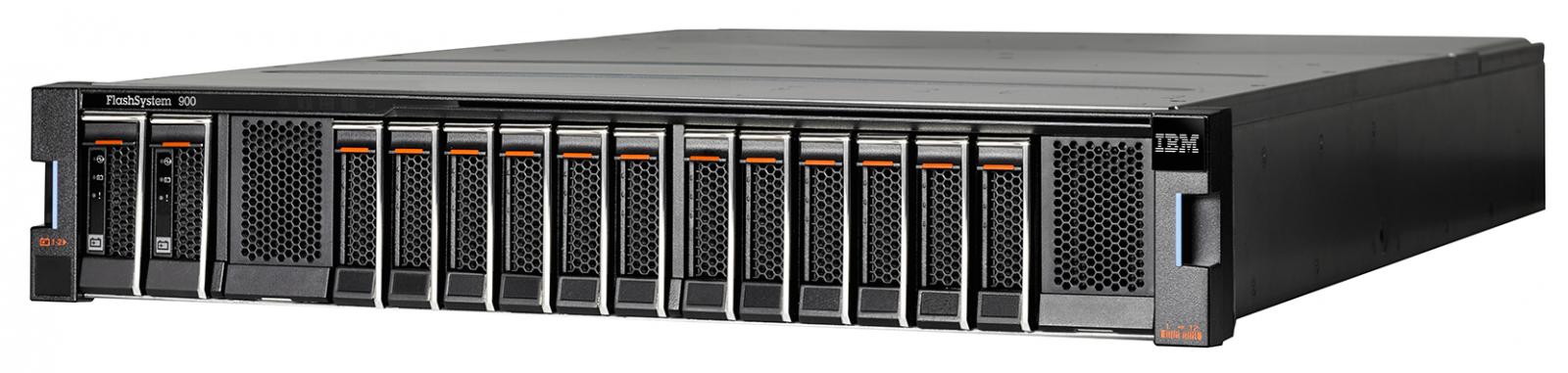 Внутри IBM FlashSystem 900 - 1