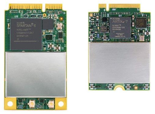 Карта Epiq Solutions Sidekiq M.2 оснащена интерфейсами PCIe Gen2 x1 и USB 2.0