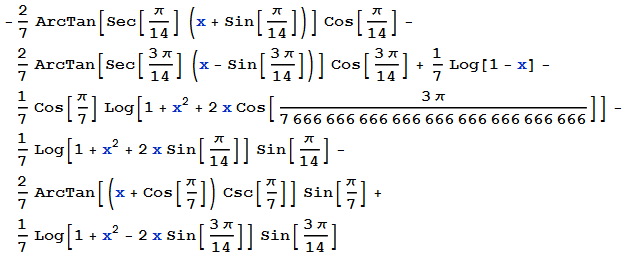 Математические обозначения: Прошлое и будущее - 25