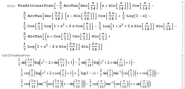 Математические обозначения: Прошлое и будущее - 26