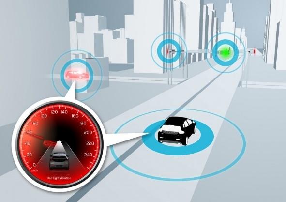 Общительные автомобили на дорогах будущего - 2