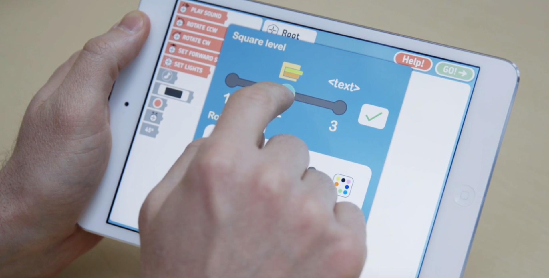 Root — робот который помогает детям учить программирование - 4