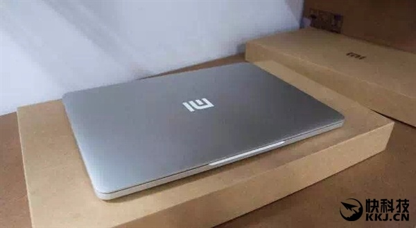 В Сети появилось первое фото ноутбука Xiaomi