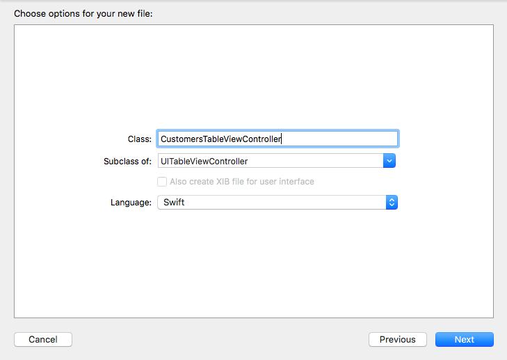Core Data + Swift для самых маленьких: необходимый минимум (часть 3) - 3