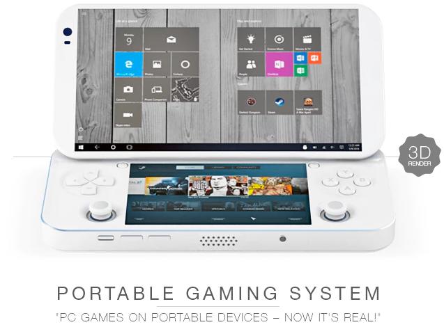 Игровой ПК PGS позволяет запускать весь спектр совместимых игр для Windows 10 и Android 6.0