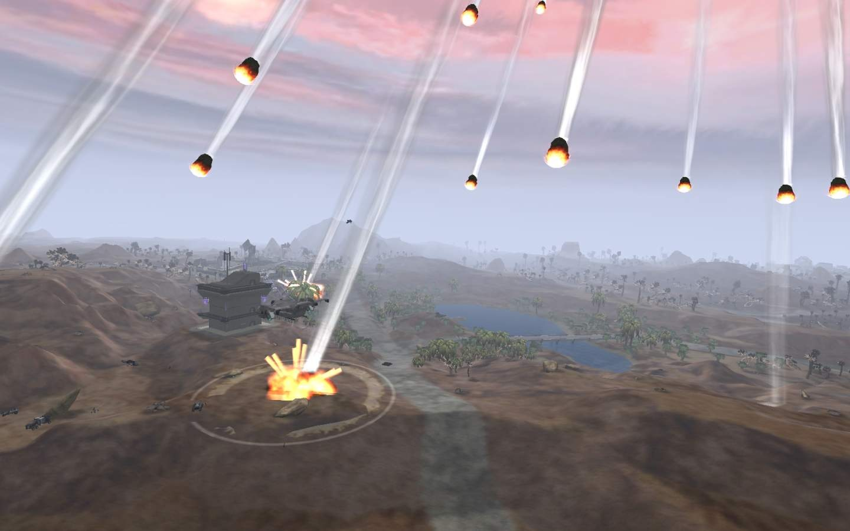 Достойный конец: разработчики уничтожили мир игры Planetside метеоритной бомбардировкой - 1