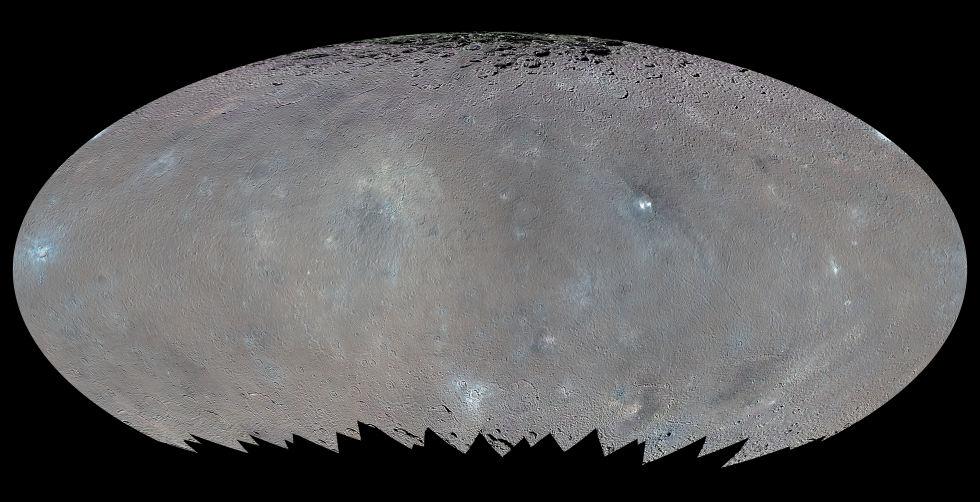 Конец основной миссии зонда Dawn. Аппарат остается у Цереры навсегда - 1