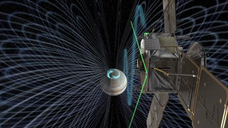 Крылатая Юнона ослепнет у Юпитера - 12