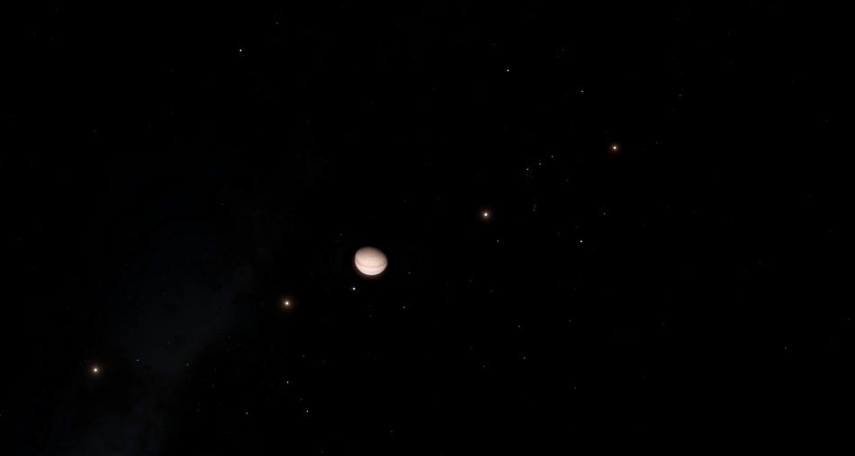 Крылатая Юнона ослепнет у Юпитера - 24