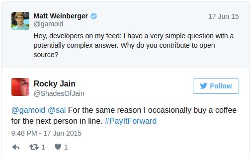 Почему участие в Open Source проектах это интересно и полезно - 1