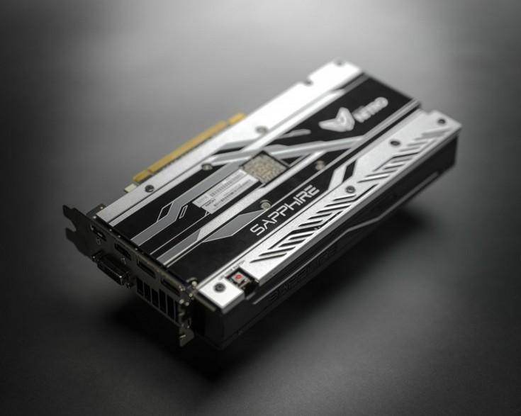 Видеокарта Sapphire Radeon RX 480 Nitro получит металлическую пластину