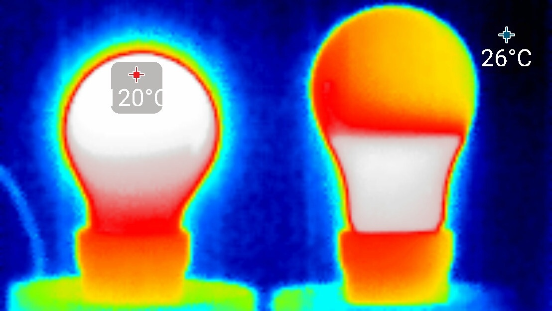 Тепловизоры для смартфона Seek Thermal - 16