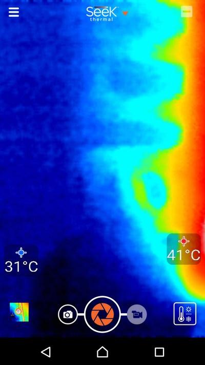 Тепловизоры для смартфона Seek Thermal - 4