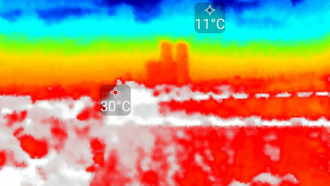 Тепловизоры для смартфона Seek Thermal - 9
