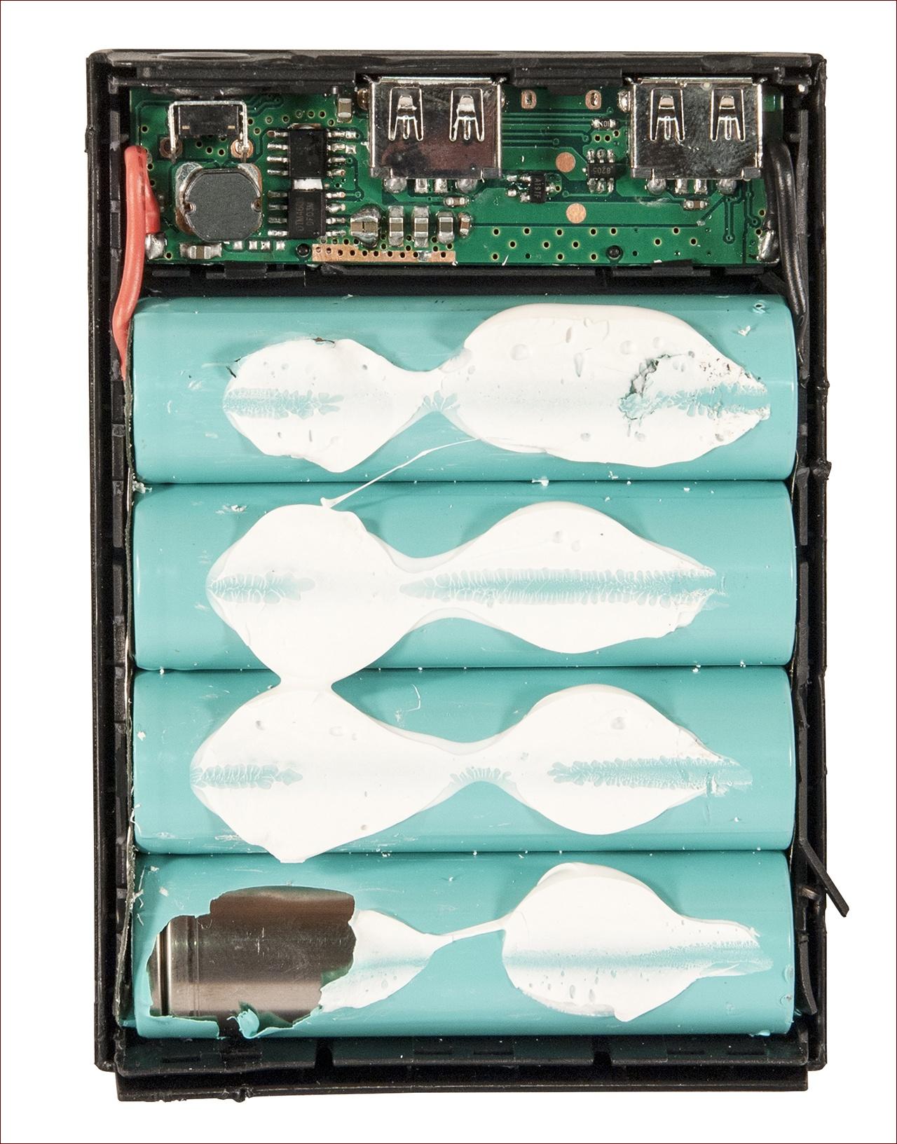 Внешние аккумуляторы HIPER и Xiaomi Mi — взгляд дилетанта - 40
