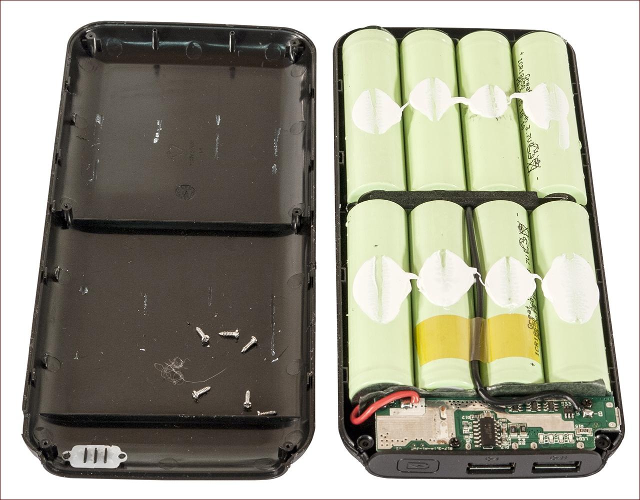 Внешние аккумуляторы HIPER и Xiaomi Mi — взгляд дилетанта - 43