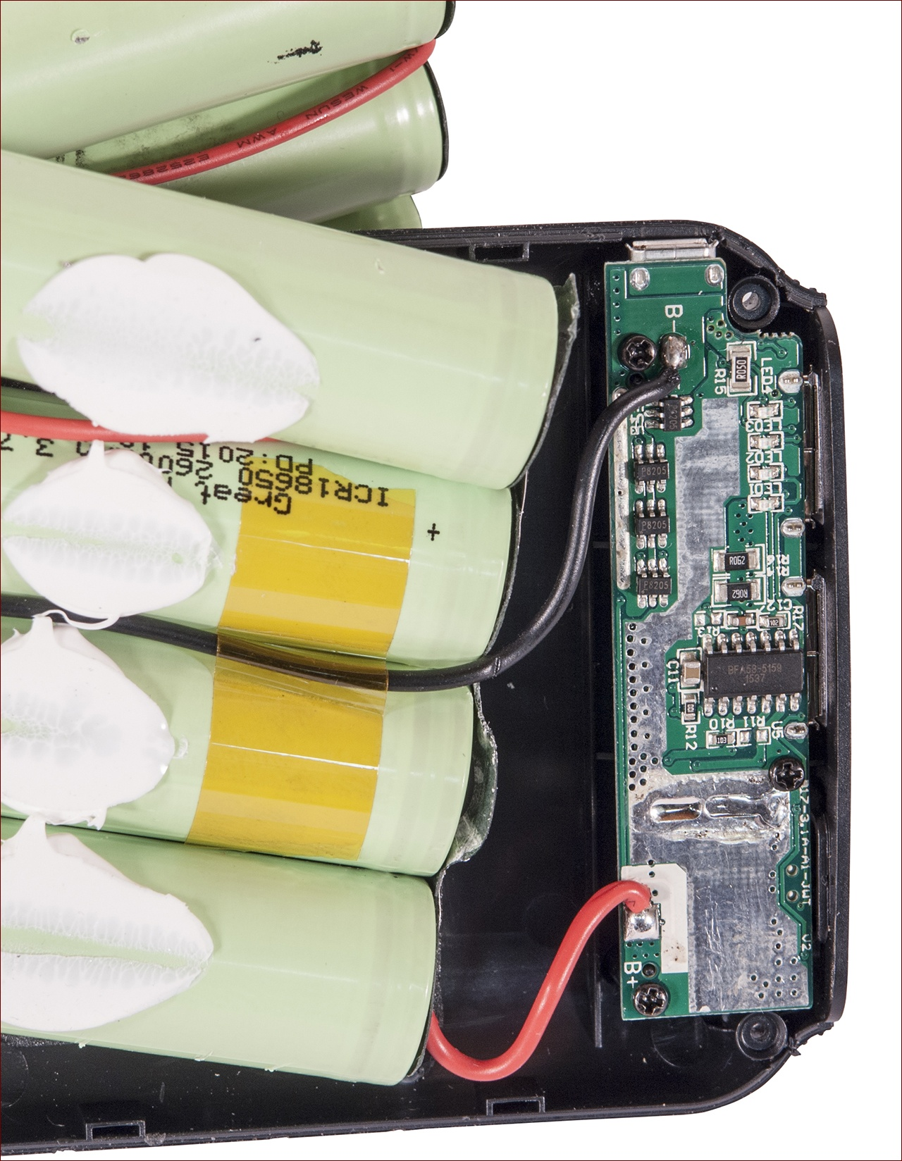 Внешние аккумуляторы HIPER и Xiaomi Mi — взгляд дилетанта - 45
