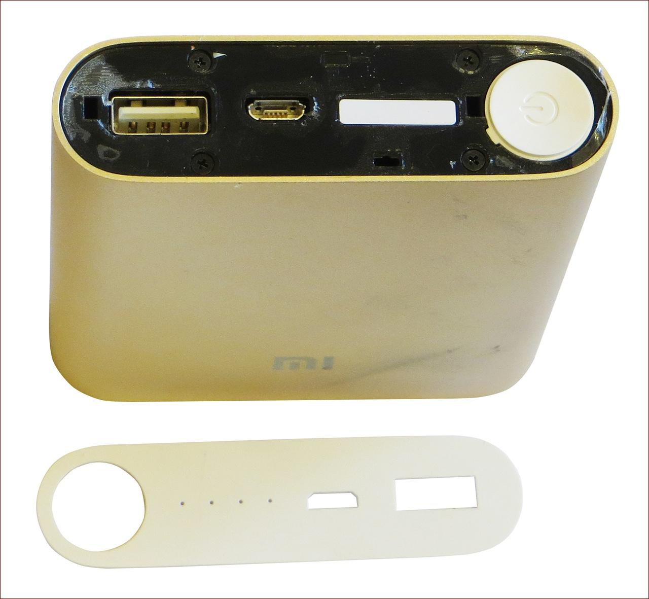 Внешние аккумуляторы HIPER и Xiaomi Mi — взгляд дилетанта - 49