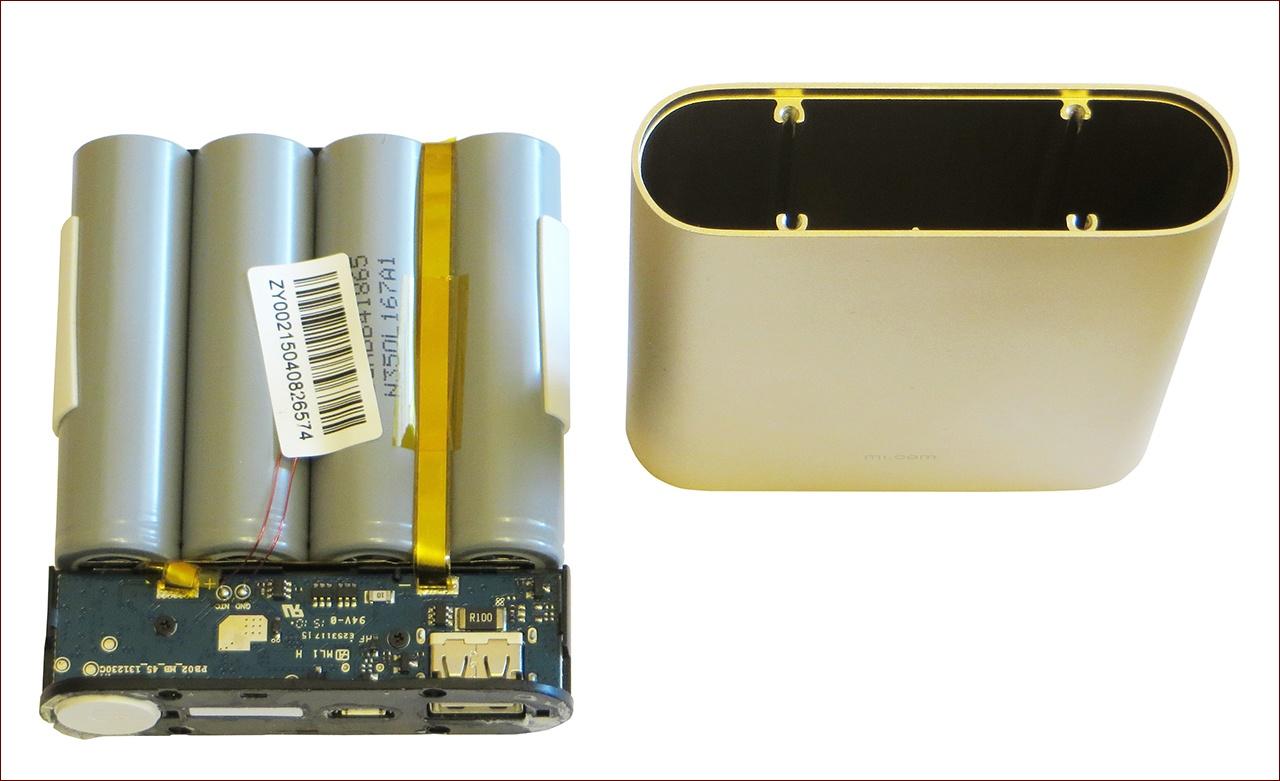 Внешние аккумуляторы HIPER и Xiaomi Mi — взгляд дилетанта - 50