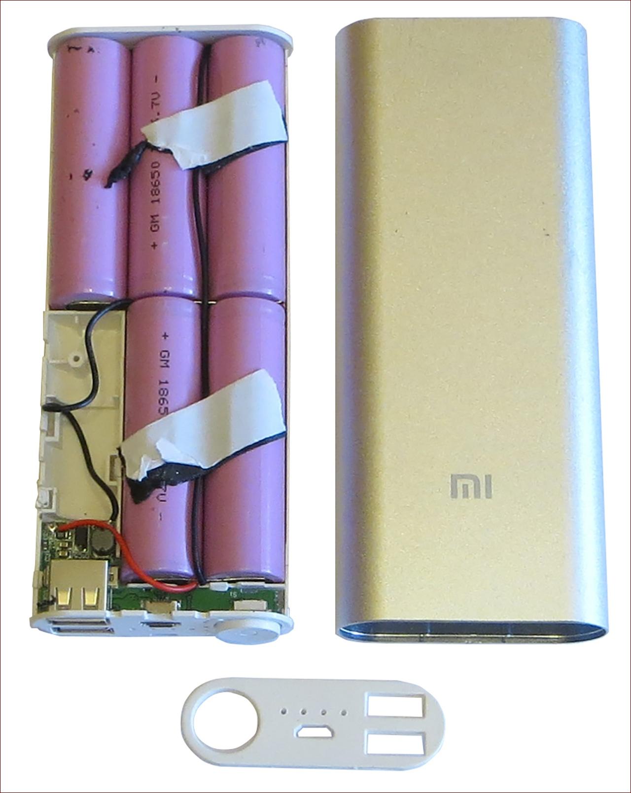 Внешние аккумуляторы HIPER и Xiaomi Mi — взгляд дилетанта - 60