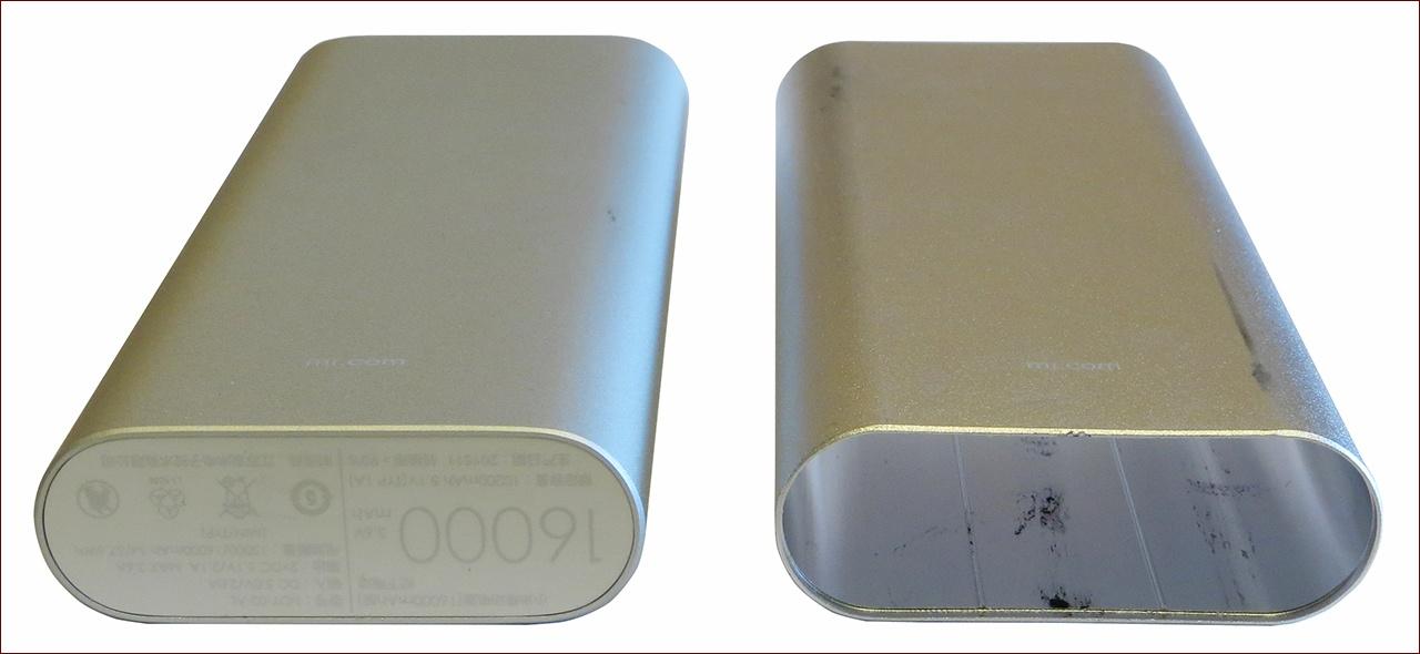 Внешние аккумуляторы HIPER и Xiaomi Mi — взгляд дилетанта - 62