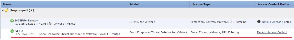 Первый взгляд на новое программное обеспечение Cisco Firepower Threat Defense - 2