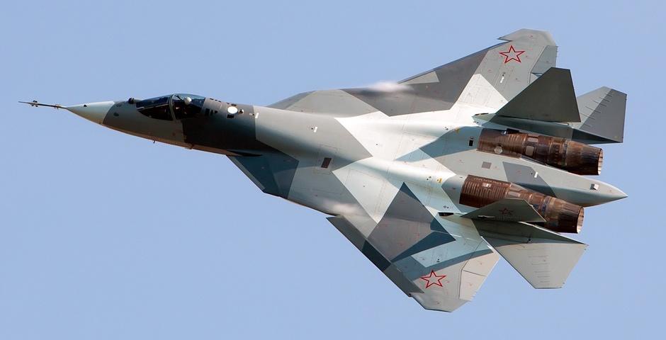 Т-50: самый высокотехнологичный самолет России - 3