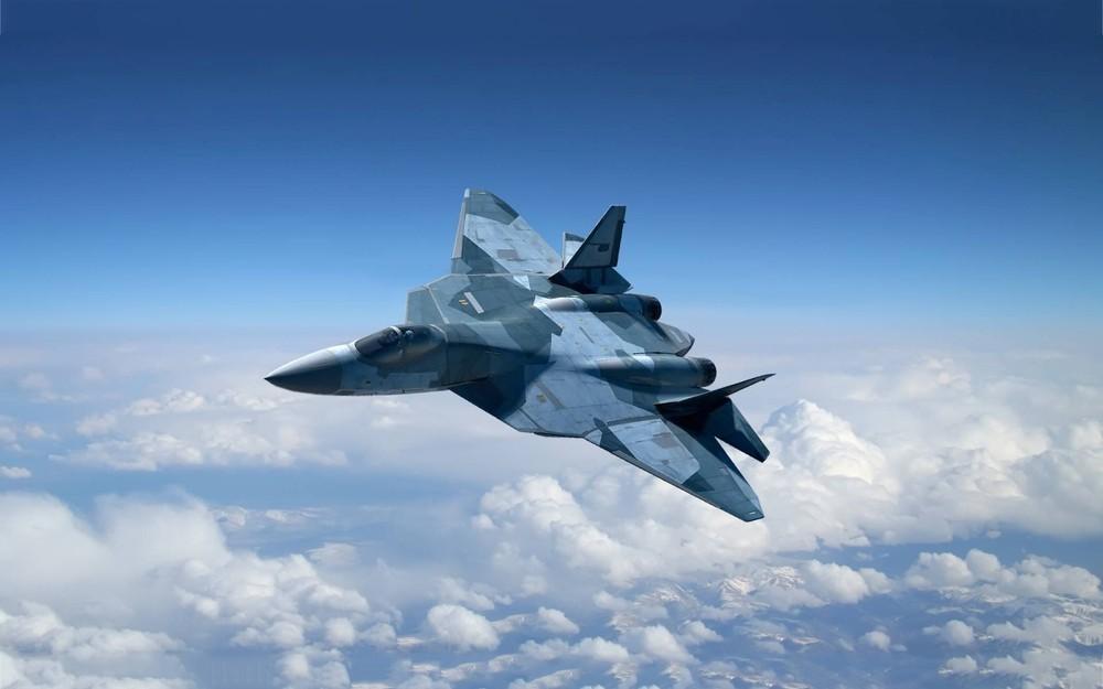 Т-50: самый высокотехнологичный самолет России - 8