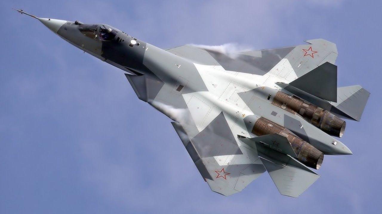 Т-50: самый высокотехнологичный самолет России - 1