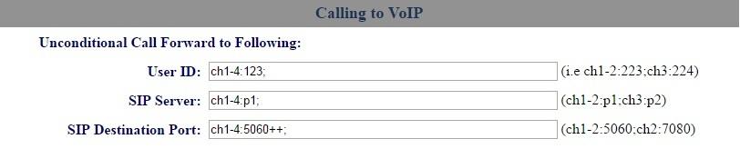Вынос телефонных линий с помощью VoIP-шлюзов Grandstream - 5