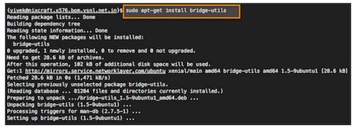 Как настроить сетевой мост (br0) на Ubuntu Linux 14.04 и 16.04 LTS - 2