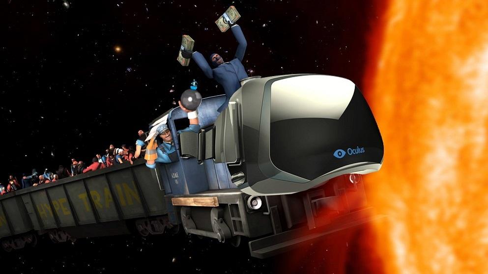 Мобильная VR-игра на Unreal Engine: подводные камни - 7