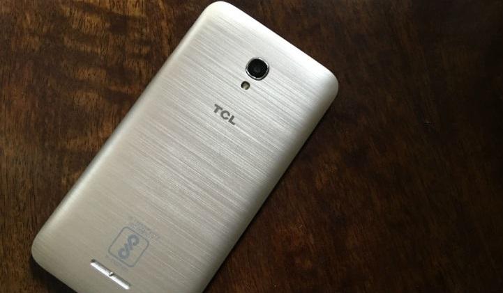 Смартфон TCL 560 предназначен для индийского рынка