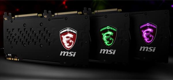 MSI GeForce GTX 1080 Gaming Z 8G и MSI GeForce GTX 1070 Gaming Z 8G