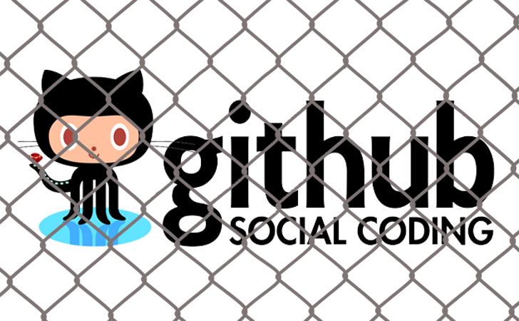 Очередная блокировка части IP-адресов GitHub - 1