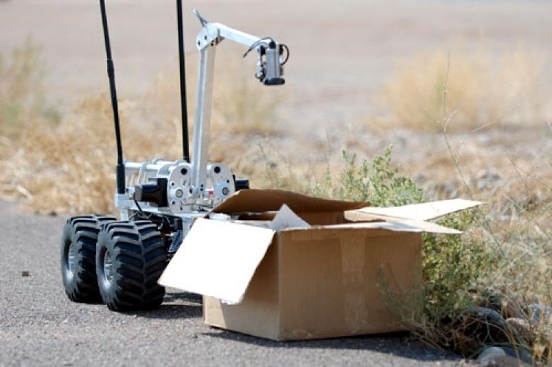 Полиция Далласа применила робота для убийства человека - 2