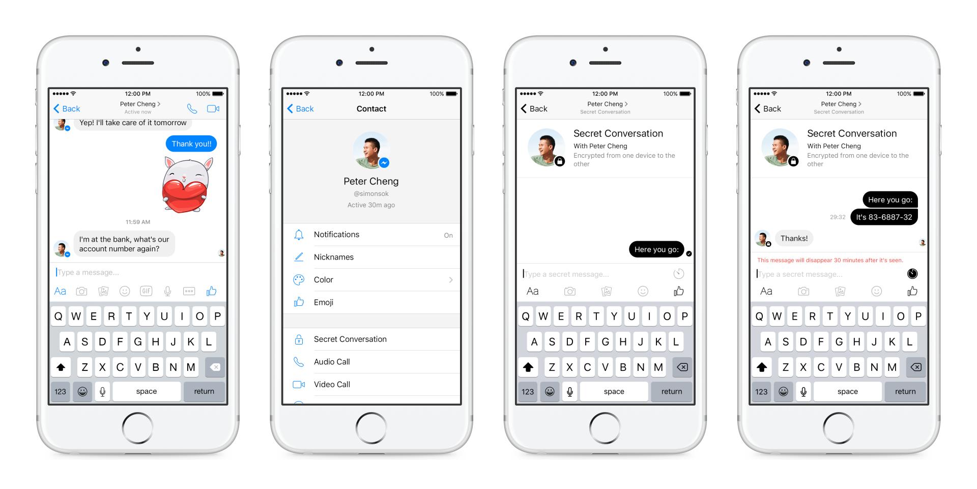 Facebook Messenger начал тестировать end-to-end шифрование на протоколе Signal - 1