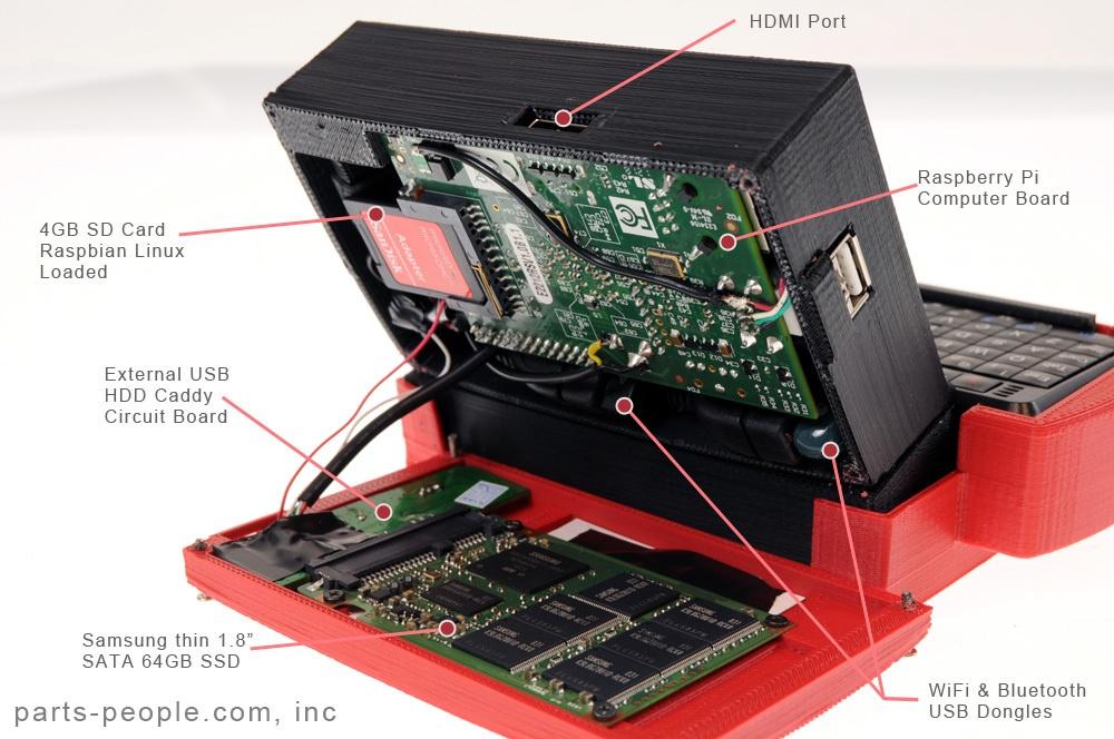 Делаем ноутбук на Raspberry Pi - 13