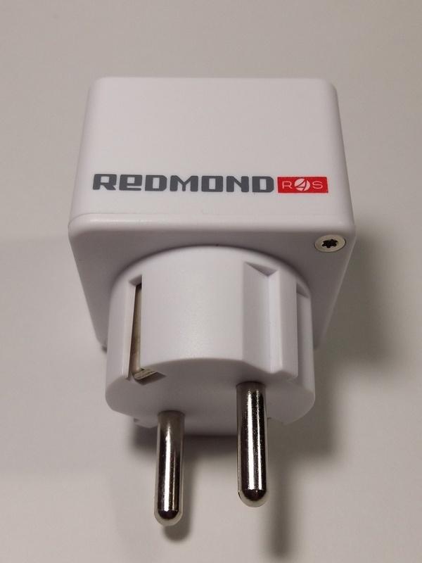 Умная розетка Redmond SkyPlug RSP-100S Анализ конструкции и схемы электрической принципиальной. Выявление недостатков - 1