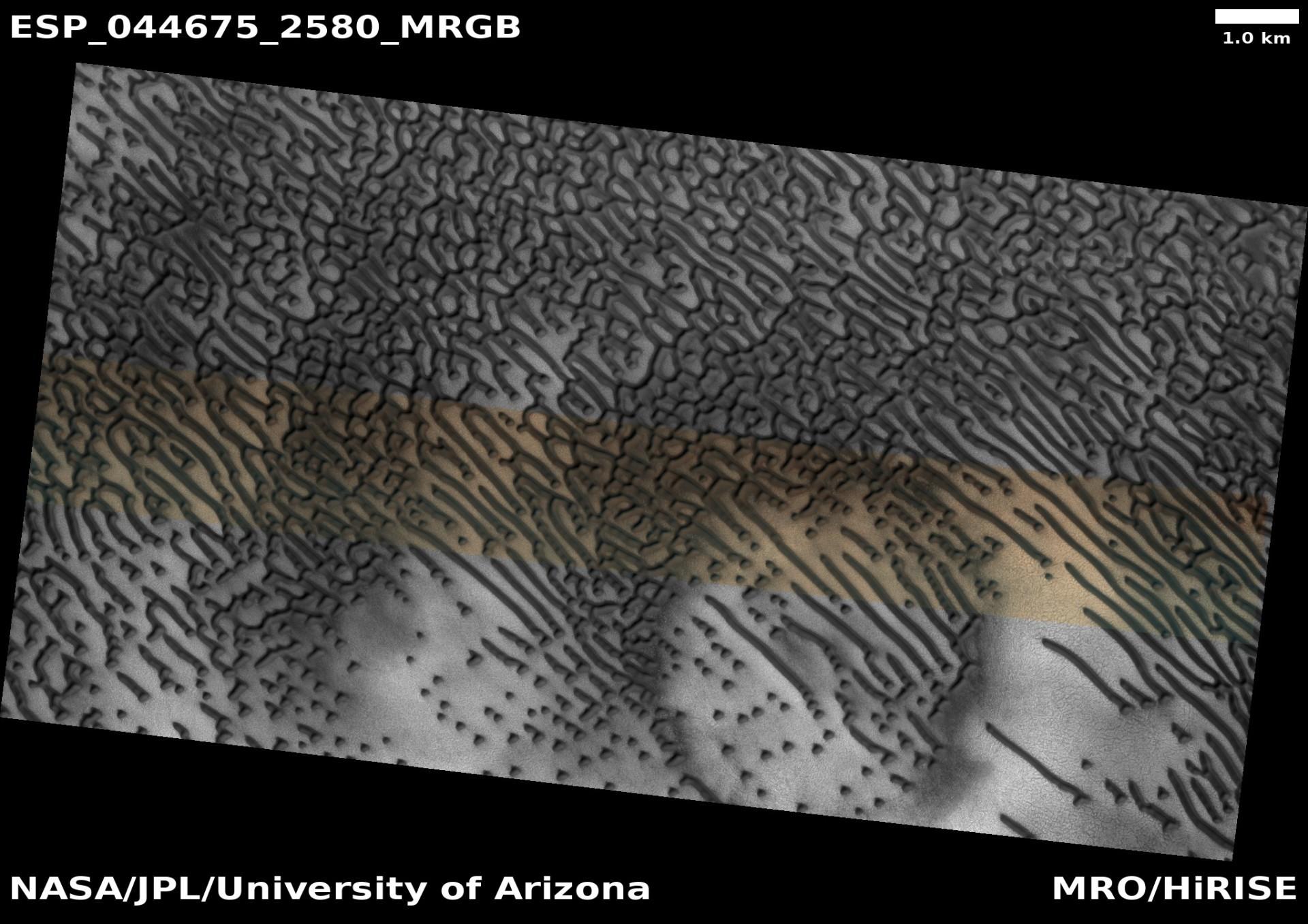 Азбука Морзе на марсианских дюнах - 4