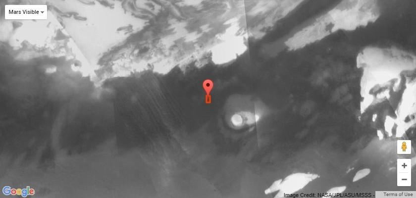 Азбука Морзе на марсианских дюнах - 6