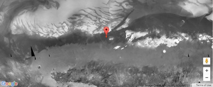 Азбука Морзе на марсианских дюнах - 7