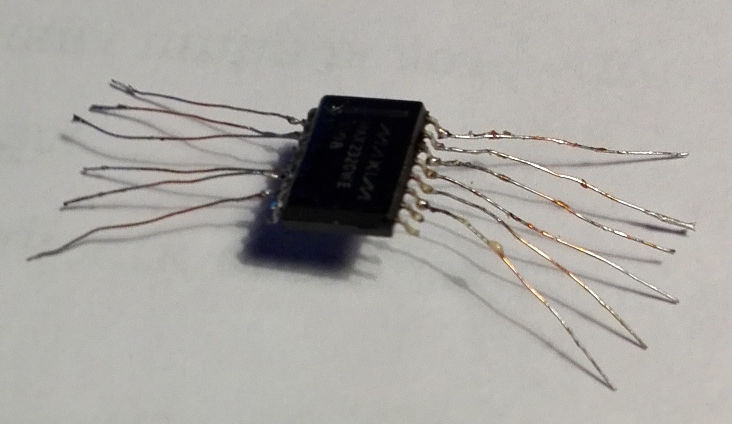 Как «чайник» делал UART <-> RS232 конвертер для Orange Pi - 13