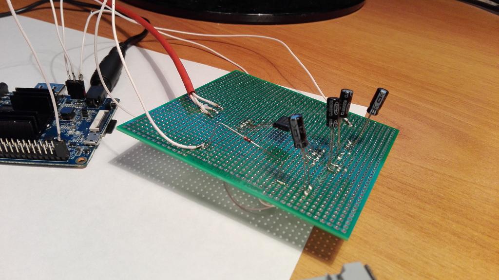 Как «чайник» делал UART <-> RS232 конвертер для Orange Pi - 14