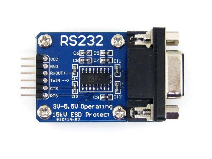 Как «чайник» делал UART <-> RS232 конвертер для Orange Pi - 3