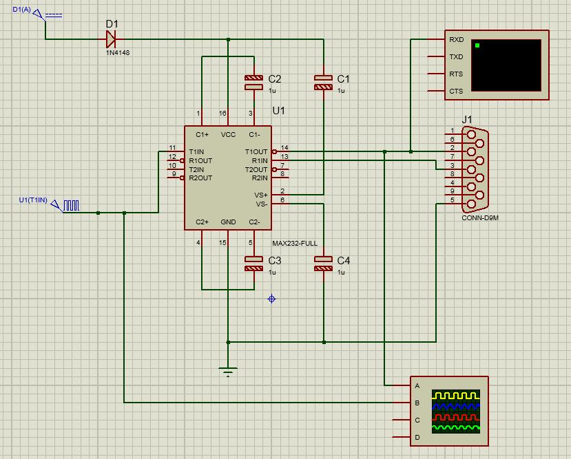 Как «чайник» делал UART <-> RS232 конвертер для Orange Pi - 5