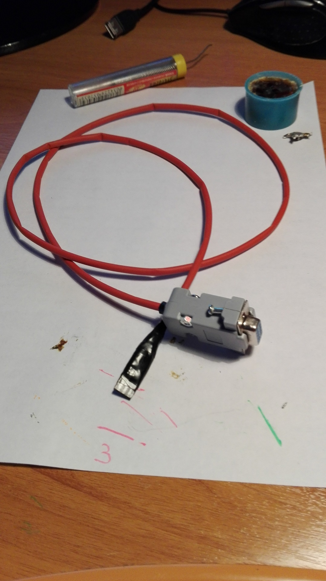 Как «чайник» делал UART <-> RS232 конвертер для Orange Pi - 1