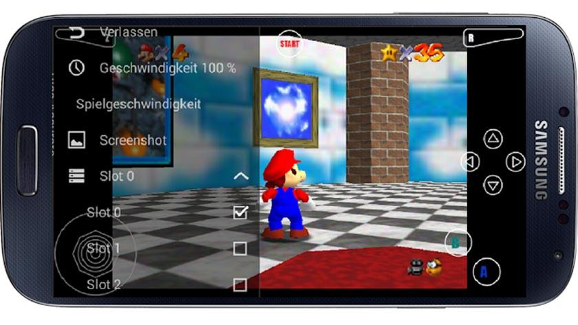 Лучшие эмуляторы игровых консолей для Android - 10
