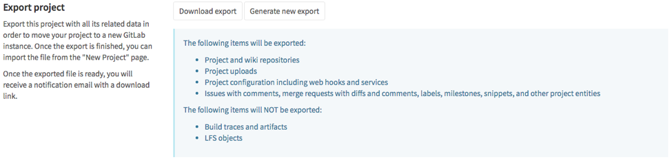 Новая версия GitLab 8.9 - 13