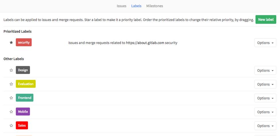 Новая версия GitLab 8.9 - 6
